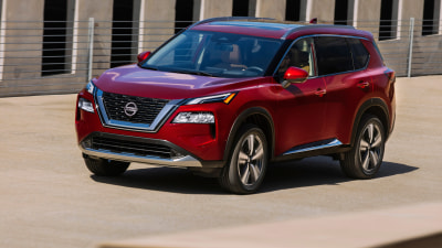 2022 Nissan X-Trail plug-in hybrid to arrive with seven seats