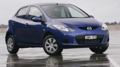 2007 Mazda2 scores five stars in Euro NCAP
