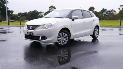 2016 Suzuki Baleno GL Auto REVIEW, Price, Features | Suzuki Pumps Up The Small Car Value