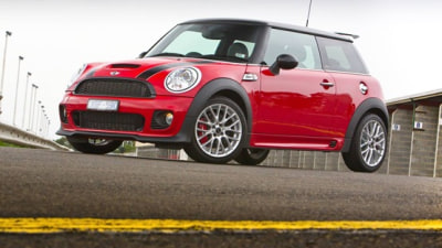 2010 MINI John Cooper Works Challenge Edition Package Launched In Australia