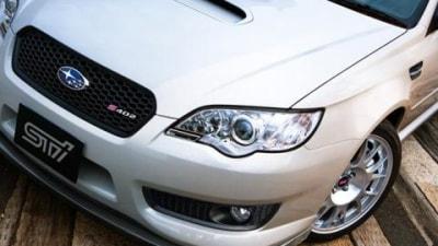 Subaru Australia Releases Limited Edition Liberty GT Spec.B R