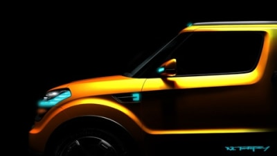 Mystery Kia Soul Concept To Get Motown Debut