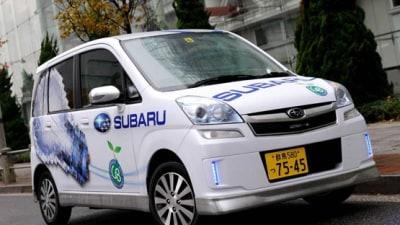 2009 Subaru Stella EV To Get Upgrade For Japanese Launch