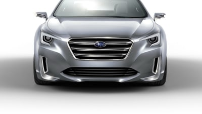 2015 Subaru Liberty Concept Revealed