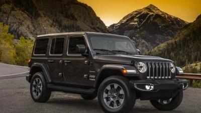 New Jeep Wrangler Unveiled