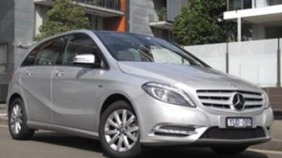 Road test review: Mercedes-Benz B180