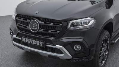 Performance Mercedes-Benz X-Class revealed