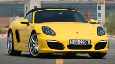2012 Porsche Boxster S PDK Review