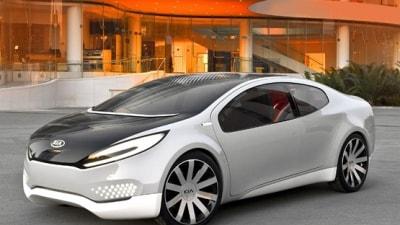 Kia Ray PHEV Hybrid Concept Unveiled At Chicago