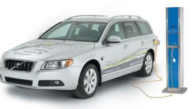 Volvo To Build Diesel-Electric Hybrids By 2012