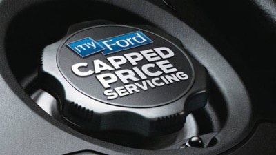 Ford Announces myFord Capped Price Servicing