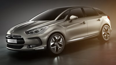 Citroen DSX SUV Bound For Shanghai Auto Show: Report