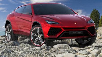 Lamborghini's First Hybrid Powertrain Confirmed For Urus SUV