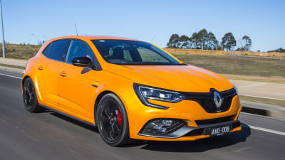 Renault Megane RS280 EDC 2018 new car review