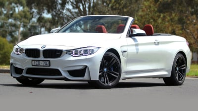 BMW M4 Review: 2015 Convertible - M4 Hammer With Screen Idol Style