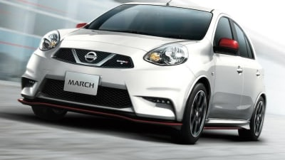 Nissan Reveals Micra Nismo And Micra Nismo S Sports Hatches