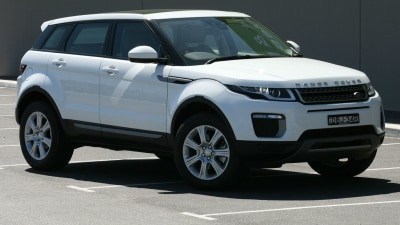 2016 Range Rover Evoque TD4 180 SE REVIEW - New Engines, And The Better For It