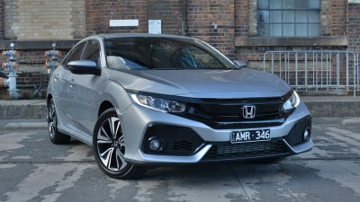 2017 Honda Civic VTi-L Hatch Review | New Turbo Engine Highlights Reinvigorated Small Car