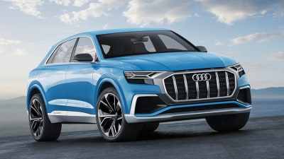 Audi Adds New EVs and SUVs To Future Product Plans