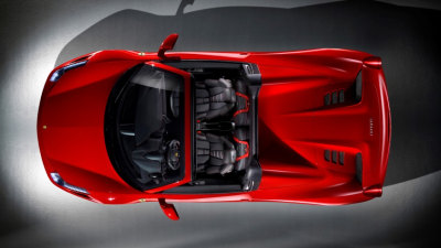 Ferrari To Take Up Turbos Once More: Report