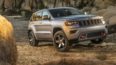 Jeep Grand Cherokee Trailhawk Unveiled Ahead Of New York