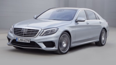 Mercedes-Benz S63 Sedan And Coupe Recalled Over Stalling Concern