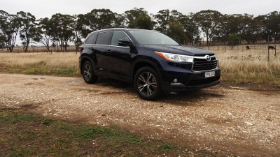 2016 Toyota Kluger GXL AWD Review | A Quiet, Capable, Family Shuttle