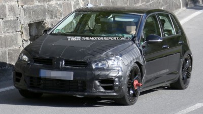 2014 Volkswagen Golf R Spied In New Skin, 220kW Powerplant Reported