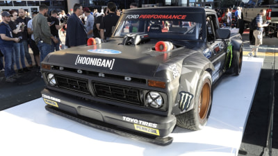 The craziest modified cars of SEMA 2018