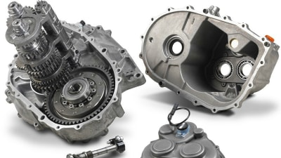 Attention Time Attack Warriors   Quaife Engineering Releases Honda Type R Sequential Gear Kit