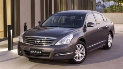 2009 Nissan Maxima Launched In Australia, On Sale In June