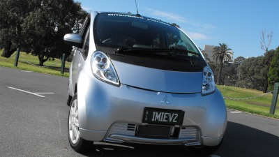 2010 Mitsubishi i-MiEV First Drive Review