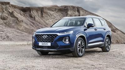 2018 Hyundai Santa Fe Detailed