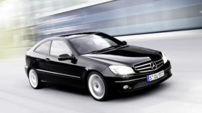 Mercedes-Benz CL500 4MATIC and CLC preview