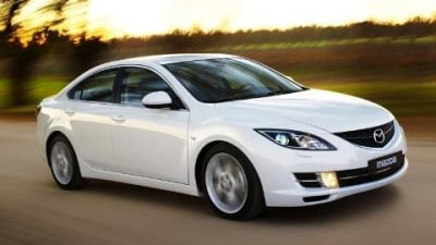 2008 Mazda6 will not get the MPS treatment