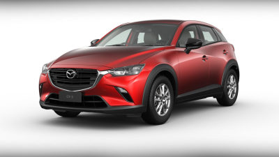 2021 Mazda CX-3 price and specs