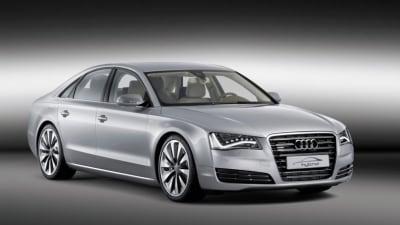 Audi A8 Hybrid and Q5 Hybrid Unveiled At Geneva Auto Show
