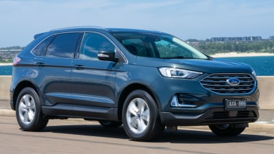 2019 Ford Endura Trend FWD review