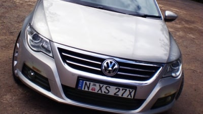 Volkswagen Passat CC First Drive Review