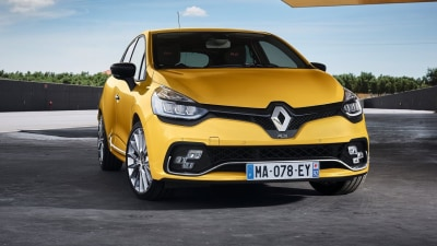 2018 Renault Clio RS Facelift - Price And Features for Australia