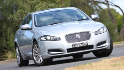 2012 Jaguar XF 2.2D Premium Luxury Review