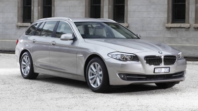 2011 BMW 520d Touring Review