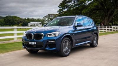 2018 BMW X3 xDrive30i new car review