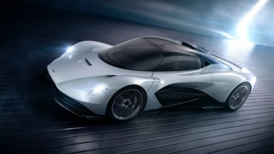 Aston Martin reveals AM-RB 003