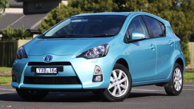 2012 Toyota Prius C i-Tech Review
