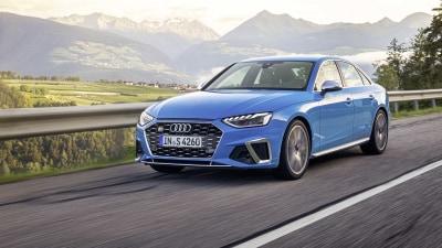 No Audi S4 TDI for Oz but SQ5 TDI set to return