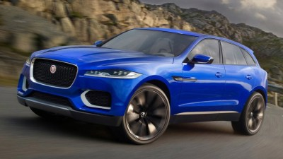 Jaguar Reveals C-X17 In Frankfurt, Confirms New Midsized Sedan