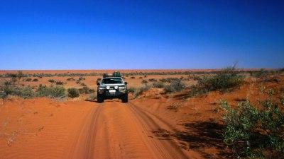 Top 5 offroad tracks in Australia