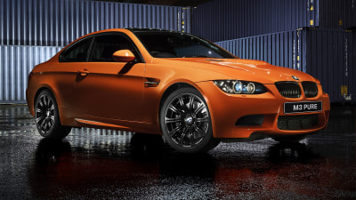 BMW M3 Coupe Pure Edition II On Sale In Australia