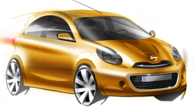 2011 Nissan Micra To Debut At Geneva